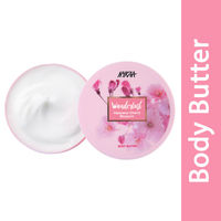 Nykaa Wanderlust Body Butter - Japanese Cherry Blossom