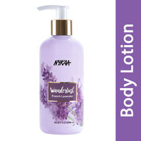 Nykaa Wanderlust Body Lotion - French Lavender