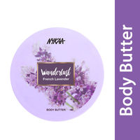 Nykaa Wanderlust Body Butter - French Lavender