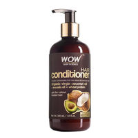 Wow Skin Science Hair Conditioner (Organic Virgin Coconut Oil Avocado Oil)