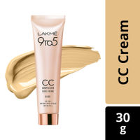 Lakme 9 To 5 Complexion Care Face CC Cream SPF 30 PA++ - Beige