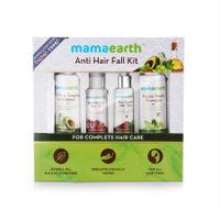 Mamaearth Anti Hair Fall Kit (Rs. 597/- off)