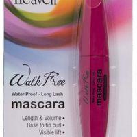 Blue Heaven Walk Free Mascara (Smudge Proof - Long Lash) - Red Pack (12ML)