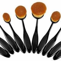 Bronson Professional Make Up Brush Set (10 Brushes)