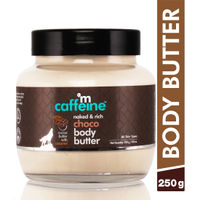 MCaffeine Naked & Rich Choco Body Butter