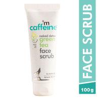 MCaffeine Naked Detox Green Tea Face Scrub