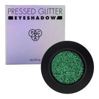 PAC Pressed Glitter Eyeshadow - 24 Go Green