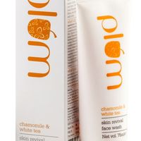 Plum Chamomile & White Tea Skin Revival Face Wash