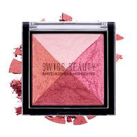 Swiss Beauty Baked Blusher & Highlighter - 02