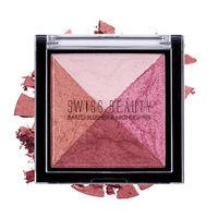 Swiss Beauty Baked Blusher & Highlighter