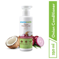 Mamaearth Onion Conditioner With Onion & Coconut For Hair Fall Control