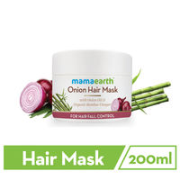 Mamaearth Onion Hair Mask For Hair Fall Control