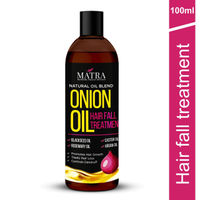 Matra Onion Hair Growth Oil For Hair Fall and Dandruff Treatment