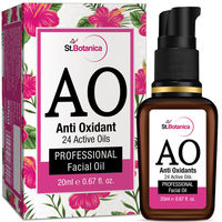 St.Botanica Anti Oxidant (24 Active Oils) Professional Facial Oil