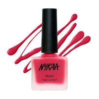Nykaa Matte Nail Enamel - Strawberry Shortcake 139